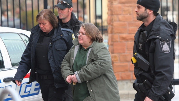 Canada nurse gets life for killing 8 people in her care