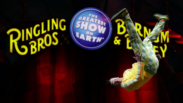 Curtain falls on final Ringling Bros. circus performance