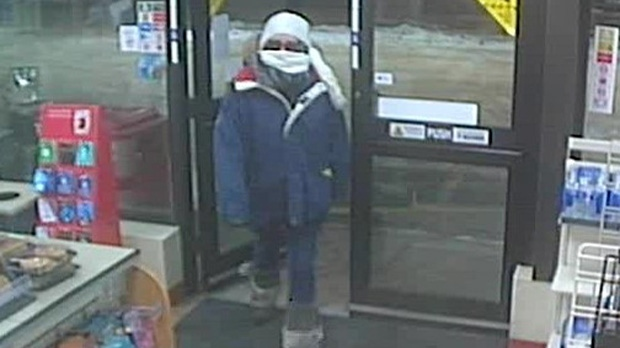 Armed suspect robs Dauphin convenience store
