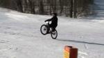 CTV Atlantic: Snow bikers take over slopes