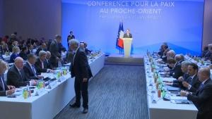 CTV National News: Elusive Mideast peace process