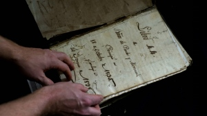 Historians race to protect colonial documents