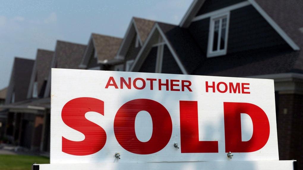 CREA home sales