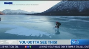 CTV News Channel: Chainsaw rider