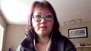 Amanda Todd's mother, Carol