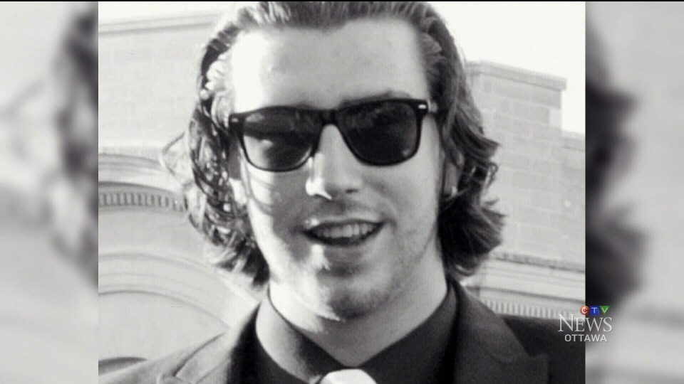 18-year-old Brandon Volpi, a St. Pat's student, was stabbed to death after his prom outside Les Suites hotel in downtown Ottawa during the early morning hours of June 7, 2014.