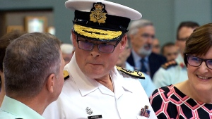CTV National News: Removal of a 30-year veteran