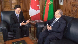 CTV National News: Trudeau's trip under scrutiny