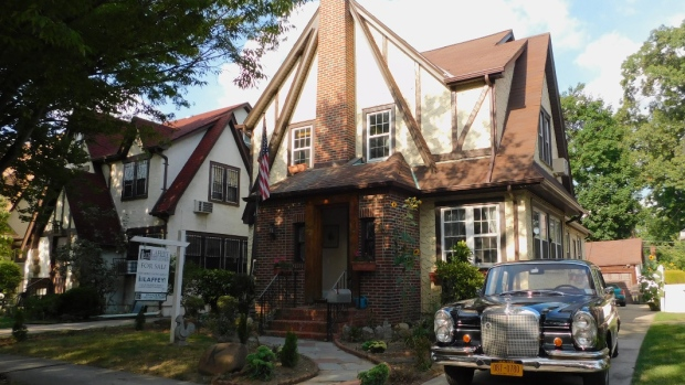 Trump's childhood home in New York City is going up for auction