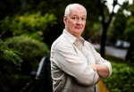 Actor Colin Mochrie poses for a portrait as he promotes his new book 'Not Quite the Classics' in Toronto, Monday October 7, 2013. (THE CANADIAN PRESS/Mark Blinch)