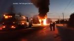OTTAWA BUS FIRE