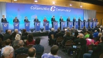 LIVE3: Conservative Party French debate