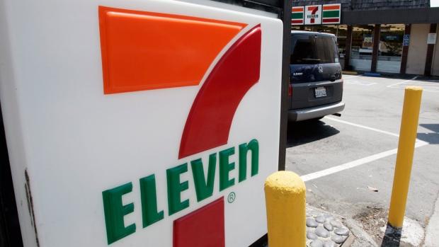 7-Eleven in Palo Alto, Calif.