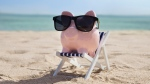 When it comes to your vacation, should you choose a destination and save accordingly, or start setting money aside and decide where to go based on what you can afford? It sounds like a chicken and egg problem. (iStock/AndreyPopov)