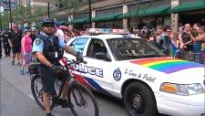 Pride, police