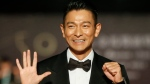 Hong Kong actor Andy Lau has been injured while working in Thailand. (AP Photo/Wally Santana, File)