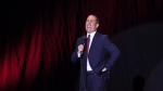 """Jerry Seinfeld and Netflix announced a deal on Jan. 17, 2017, that will bring the star's nterview show """"Comedians in Cars Getting Coffee"""" to the streaming service later this year. (AP Photo/Dan Balilty, File)"""