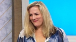 Author Natasha Stoynoff