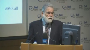 Dr. Laurence Kirmayer of the Montreal Neurological Institute