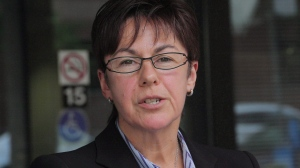Sen. Kim Pate is seen in Toronto in an October 15, 2013, file photo. (THE CANADIAN PRESS/Colin Perkel)