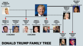 Trump family tree teaser and facebook image