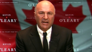 Power Play: One-on-one with Kevin O'Leary