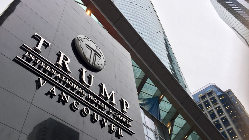 TA Global : Operator of Trump International Hotel in Vancouver files for bankruptcy