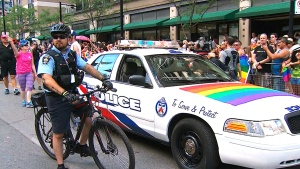 CTV National News: Limiting police participation