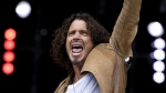 Audioslave frontman Chris Cornell (ANP VALERIE KUYPERS/AFP)