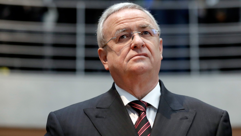 Martin Winterkorn in Berlin