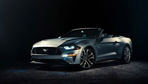 Ford Mustang Unveiled: Here's Specs And Other Details