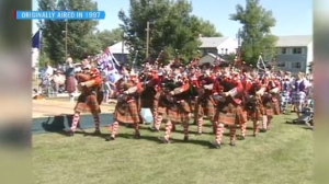 Flashback: Highland games