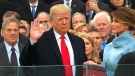 CTV National News: Trump takes the oath of office