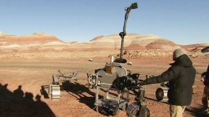 CTV News Channel: Next generation of Mars rovers
