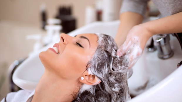 Image result for washing hair