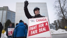 Chronicle Herald strike