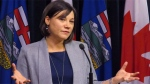 Lethbridge-West MLA Shannon Phillips put in a FOIP request on herself and Lethbridge police and was troubled by what that revealed. (File photo)