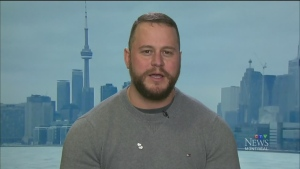 CTV Montreal: Soldiers deals with PTSD
