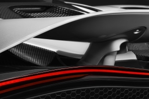 The new McLaren Super Series blends beauty and technology. (McLaren Automotive / AFP)