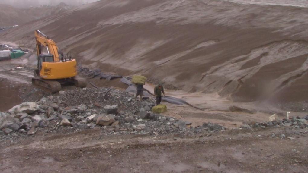 Shawnigan Lake soil dump