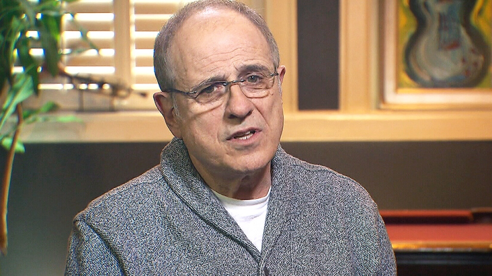 Canadian music producer Bob Ezrin speaks with CTV News about his struggle with mental health.