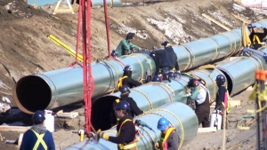 CTV National News: Keystone XL pipeline back on
