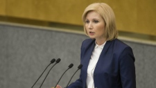 Russian lawmaker Olga Batalina