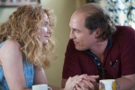 This image released by The Weinstein Company shows Bryce Dallas Howard and Matthew McConaughey, right, in a scene from, Gold.'