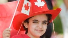 Canada boy