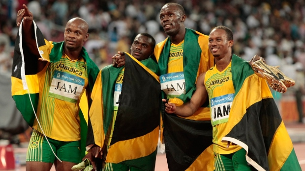 Usain Bolt's Teammate Tests Positive for 2008 Olympics, Relay Gold Medal Revoked