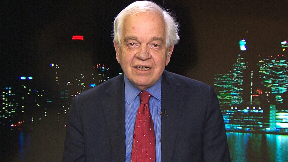 Former immigration minister John McCallum speaks with CTV Power Play on Jan. 25, 2017.