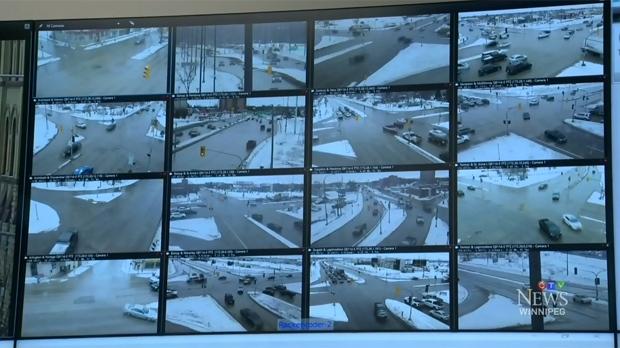 Winnipeg Traffic Cams