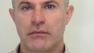 Javad Peirovy, 40, is seen in this this image made available by the Toronto Police Service.
