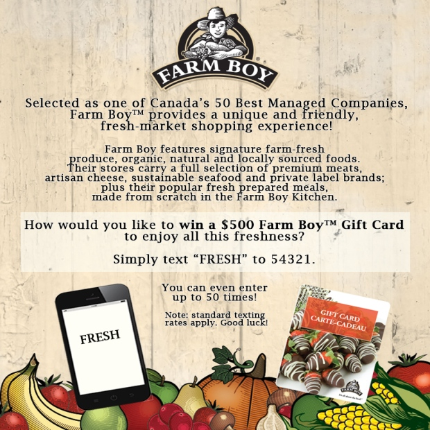 Farm Boy Contest